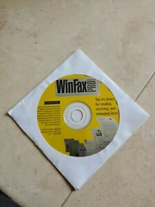 SYMANTEC WinFax Pro VERSION 10 Windows 2000 NT 98 95