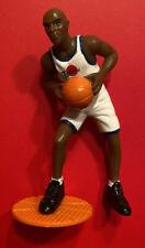 MICHAEL JORDAN CHICAGO BULLS SPACE JAM Mini Figure Statue Vtg NBA Basketball