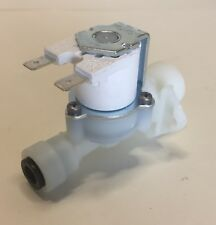 "Elettrovalvola nylon 1 via 180° IN 3/4""M OUT JG 8 mm 230V AC SOLENOID VALVE RPE"