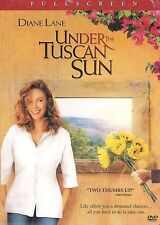 Under The Tuscan Sun ~ Diane Lane ~ New Factory Sealed DVD FS ~ FREE Shipping