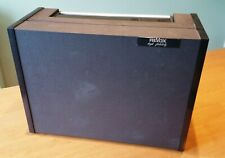 Revox A77 case with speakers
