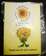 Hospice Care Campaign - Daisy Charity Pin Badge