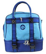 DRAKES Pride-MIDI Bag-SKY BLUE-Ciotole Borsa