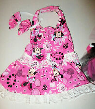 S Dog dress [minnie mouse] tutu handmade