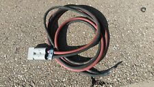 New listing Forklift Battery Charging Cables