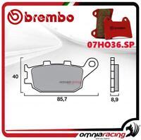 Brembo SP - Pastiglie freno sinterizzate posteriori per Yamaha MT09 tracer 2015>