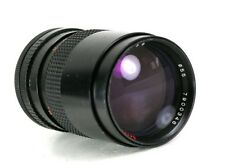 DeJUR 200mm F3.5 Lens For Canon FD Camera F-1 A-1 AE-1 T-90