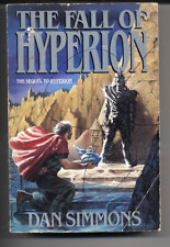 The Fall of Hyperion by Dan Simmons First Edition March 1990 Over-Sized PB