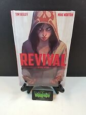 Revival Vol #1 DELUXE EDITION (Hardcover) NEW Tim Seeley Image Comics Norton