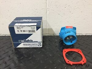 MELTRIC DSN SERIES INLET/PLUG 10hp 30A 480VAC