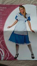 alice in wonderland costume size medium