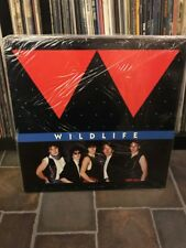 Wildlife - Self-titled LP, Swan Song Canada Press; Simon Kirke/Free/Bad Co.