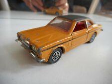 Corgi Toys Ford Cortina GXL in Mustard Brown