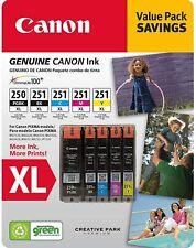 Canon PGI250/PGI251 Ink Value Pack for Canon Pixma, XL
