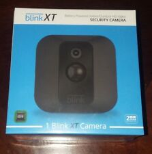 Blink XT Indoor/Outdoor Home Security Camera Add on Camera- Requires Sync Module