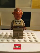 LEGO STAR WARS Minifigure NAHDAR VEBB From Set jedi 8095 MON CALAMARI JEDI C5