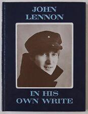 JOHN LENNON / IN HIS OWN WRITE / CAPE HARDBACK 1st EDITION 4TH REPRINT JUNE 1964