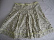 Cue Above Knee Hand-wash Only Regular Size Skirts for Women