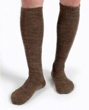 Warm Thermal Thick Heavy Duty 70% Camel Wool Long Knee High Hiking Boot Socks