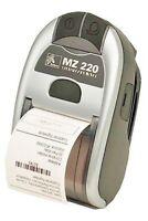 Genuine for Zebra MZ220 POS Receipt Thermal Label Printer M2F-0UG00010-00