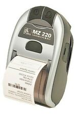 ZEBRA MZ220 PRINTER Portable Thermal Print BLUETOOTH Box NEW FREE SHIPPING