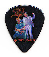 Death Spiritual Healing Album Promotional Guitar Pick - 2017