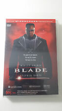 Blade - Deluxe Widescreen Edition (1998) Wesley Snipes, Stephen Dorff R4 DVD