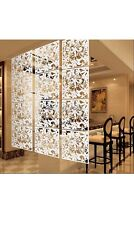 Butterfly Flower Hanging Screen Curtain Room Divider  Box Of 60 Pieces