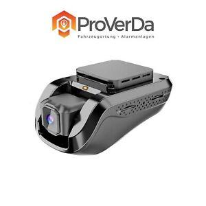 GPS-Tracking Dashcam   Dashcam mit 2 Kameras  Dashcam mit Bewegungssensor