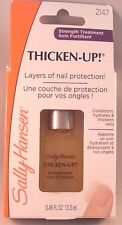 Sally Hansen Thicken-Up! Thicker Nails Nail Strength Treatment 2147 BUY2GET1FREE