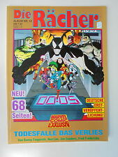 1x Comic -Marvel Comic Exclusiv -  Nr. 18 - Die Rächer- Condor - Z. 1-2