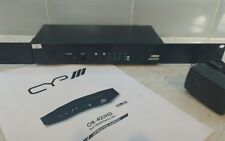 CYP OR-42UHD Orbit ULTRA-HD 4K 4x2 Matrix Switcher