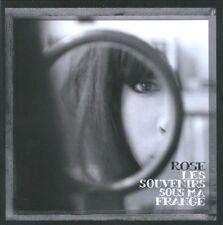 ROSE (FRANCE) - SOUVENIRS SOUS MA FRANGE [BONUS CD] USED - VERY GOOD CD