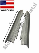 2000-2007 Ford Focus 4DR Front Outer Rocker Panel Section, Pair!