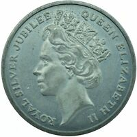 1977 Pobjoy Mint ROYAL SILVER JUBILEE PRIORITY COLLECTORS REGISTER  #WT22886