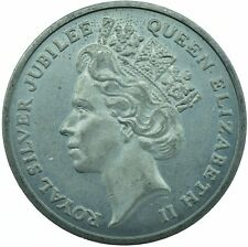 More details for 1977 pobjoy mint royal silver jubilee priority collectors register  #wt22886