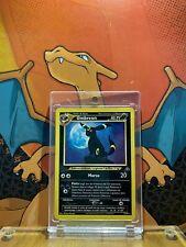 Umbreon Holo Neo Discovery Italian EX, 13/75 Pokemon Card.