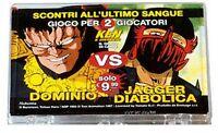 Scontri all'Ultimo Sangue, Dominio vs. Jagger Diabolica, Ken il Guerriero GdC