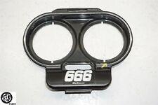 09-18 Harley Davidson Touring Road Glide Speedometer Gauge Panel Frame Fairing