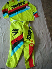 SALE REDUCED-Shift Whit3 Tarmac Mens MX Off Road M/C Pants 38 and Jersey XL NEW
