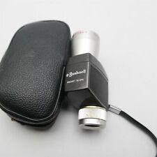 New listing Vtg Bushnell Japan made Pocket Scope / Monocular 8x Power Very Nice