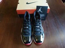 Nike Air Jordan 11 Retro Playoff BRED Basketball Shoes 2019 378037-061 Size 12