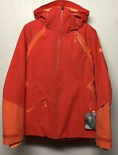 NWT The North Face Women's Skylar Insulated Jacket M, Melon Red - CNM2 86