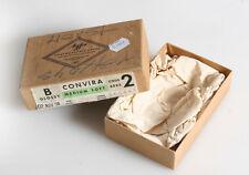 AFGA PAPER BOX CONVIRA 2 1938 EMPTY