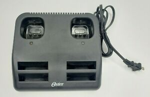 Oster Power Pro Cordless Clipper Double Charger Base Preowned Model 48951-005