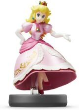 Peach Amiibo Super Smash Bros Series for Nintendo Wii, WiiU, 3DS, DS & Switch