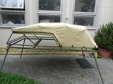 VW Kübel, KDF 82, neues, handgemachtes Stoffverdeck, Plane in sandfarben