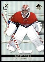 2019-20 UD SP Authentic Spectrum FX #S-9 Carey Price - Montreal Canadiens