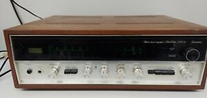 Vintage Sansui Stereo Receiver Tuner Amplifier Solid State 2000A