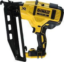 DEWALT DCN660B 20V MAX 16 GA 20-Degree Angled Cordless Finish Nailer (Tool Only)